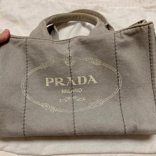 プラダ(PRADA)のプラダカナパトートMサイズ(トートバッグ)