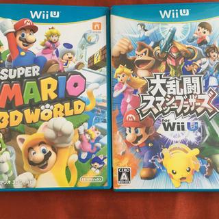 ウィーユー(Wii U)の大乱闘スマッシュブラザーズ スーパーマリオ 3Dワールド wiiu ソフト (家庭用ゲームソフト)