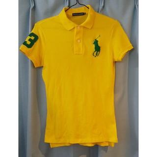 ラルフローレン(Ralph Lauren)のラルフローレン ポロシャツ Mサイズ レディース(ポロシャツ)
