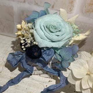 フラワーキューブ  BLUE(その他)
