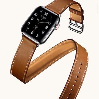 エルメス(Hermes)の【箱付き美品】Apple Watch Series 5 エルメス 40mm(その他)