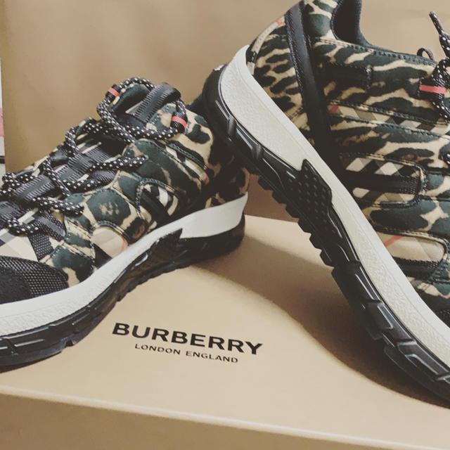 BURBERRY(バーバリー)のBURBERRY スニーカー メンズの靴/シューズ(スニーカー)の商品写真