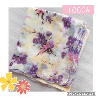 トッカ(TOCCA)のTOCCA🌼ハンカチ(ハンカチ)