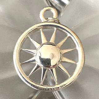 ティファニー(Tiffany & Co.)のティファニー サンモチーフ ペンダントトップ(ネックレス)