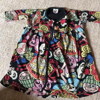 ヒステリックミニ(HYSTERIC MINI)のヒスミニ ドレス(Tシャツ)