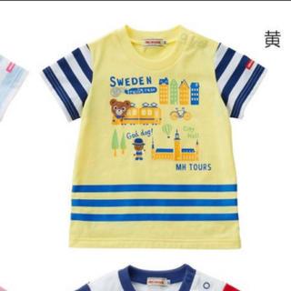 mikihouse - ミキハウス Tシャツ 100 新品