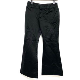 グッチ(Gucci)のグッチ パンツ サイズ40 M レディース - 黒(その他)