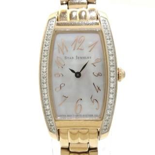スタージュエリー(STAR JEWELRY)のスタージュエリー 腕時計 G670-S088364(腕時計)