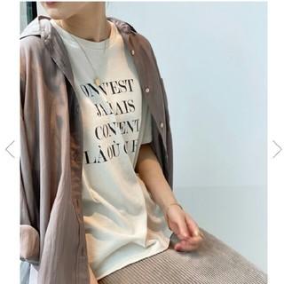 イエナ(IENA)のIENA Le Petit Prince ロゴTシャツ A◆(Tシャツ(半袖/袖なし))