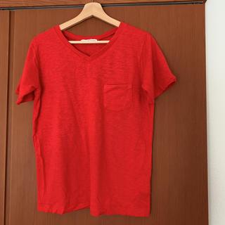 E hyphen world gallery - Vネック Tシャツ