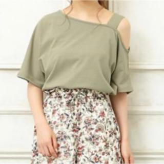 イング(INGNI)のワンショルチュニックTシャツ INGNI(Tシャツ(半袖/袖なし))