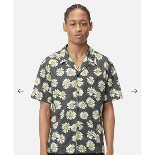 ピースマイナスワン(PEACEMINUSONE)のJohn Elliott bowling shirt daisy (シャツ)