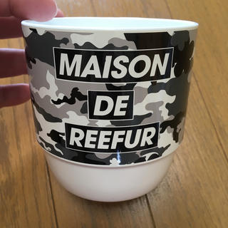 メゾンドリーファー(Maison de Reefur)のリーファーマグカップ、キャンドル2個(キャンドル)