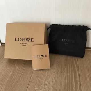 ロエベ(LOEWE)のロエベ 箱/巾着(その他)