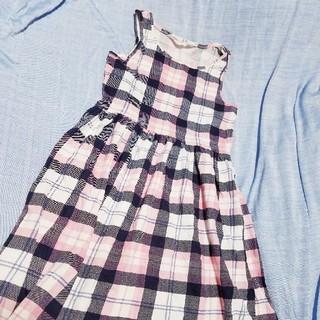 エイチアンドエム(H&M)のH&M 130 子供用 ワンピース スカート(ワンピース)