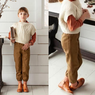Caramel baby&child  - 新品 soor  ploom kit trouser 4/5