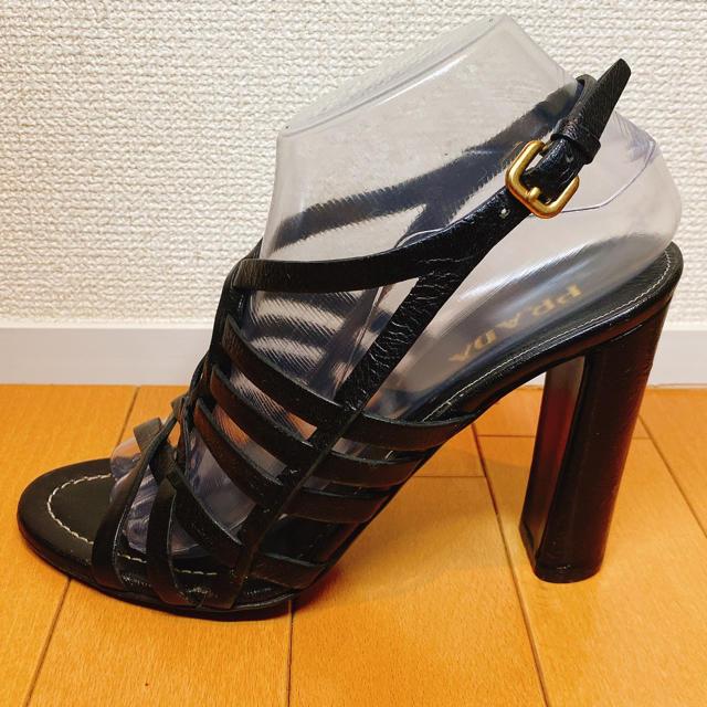 PRADA(プラダ)のPRADA プラダ サンダル レディースの靴/シューズ(サンダル)の商品写真