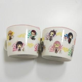 シュウエイシャ(集英社)の鬼滅の刃 ローソン ゼリー 陶器 マグカップ ゼリー付(グラス/カップ)