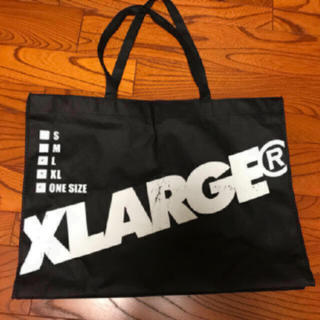 エクストララージ(XLARGE)のXLARGE    福袋 ショップ袋 ショッピングバッグ(その他)