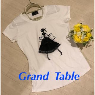 スコットクラブ(SCOT CLUB)の♡グランターブルTシャツ♡(Tシャツ(半袖/袖なし))