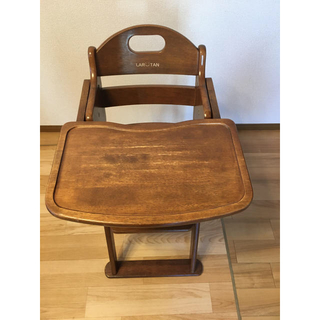 カトージ(KATOJI)のKATOJI ベビーハイチェア 食事用椅子(その他)