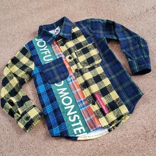JAM - JAM チェックシャツ