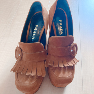 PRADA - プラダ ブーティ パンプス 靴