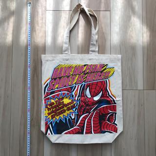 ユニバーサルスタジオジャパン(USJ)のスパイダーマン トートバッグ(トートバッグ)
