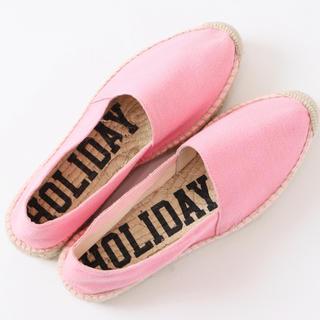 holiday - ホリディ HOLIDAY  エスパドリーユ 37 新品