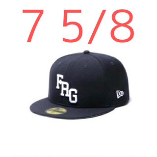FRAGMENT - FRAGMENT DESIGN NEW ERA 59FIFTY キャップ