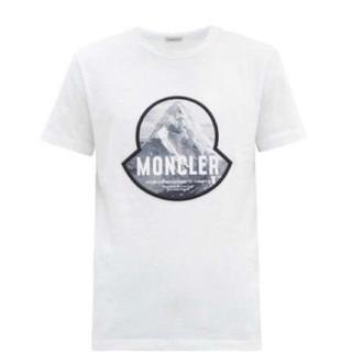 モンクレール(MONCLER)の新品未使用モンクレール moncle 2020秋冬新作 マウンテンロゴTシャツ(Tシャツ/カットソー(半袖/袖なし))