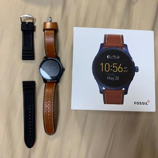 フォッシル(FOSSIL)のFOSSIL フォッシル スマートウォッチ 値下げ中(腕時計(デジタル))