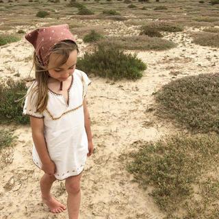 Caramel baby&child  - 新品 Apolina Tunik dress 3-5Y