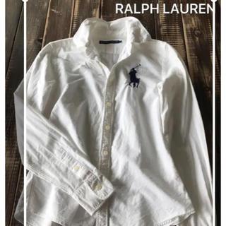 ラルフローレン(Ralph Lauren)のラルフローレン レディースシャツ(シャツ/ブラウス(長袖/七分))