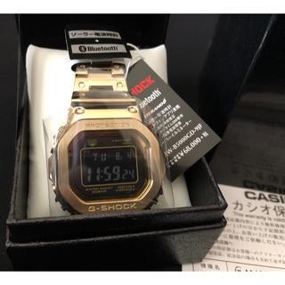 CASIO - 新品未使用] GMW-B5000GD-9JF G-SHOCK 国内正規品