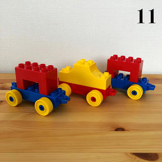 Lego - 11 レゴ デュプロ カーベースセット 車 Lego duplo