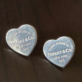 ティファニー(Tiffany & Co.)のリターントゥティファニー ピアス❤︎(ピアス)