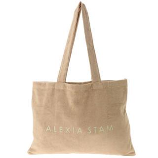 ALEXIA STAM - alexiastam トートバッグ 新品未使用 未開封
