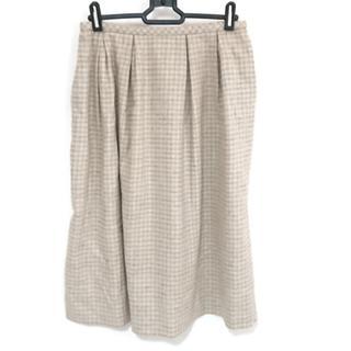 フォクシー(FOXEY)のフォクシー ロングスカート サイズ42 L(ロングスカート)