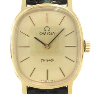オメガ(OMEGA)のオメガ 腕時計美品  デビル レディース(腕時計)