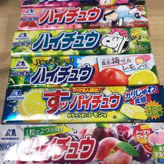 モリナガセイカ(森永製菓)のハイチュウ(菓子/デザート)