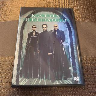 マトリックス リローデッド 特別版 DVD(舞台/ミュージカル)