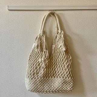 Ungrid - アングリッド 編みバック