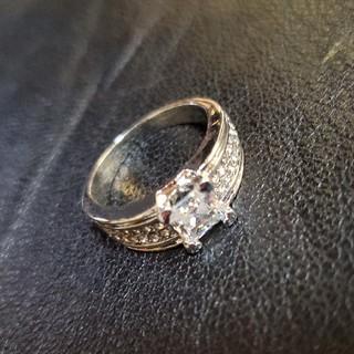 ビームス(BEAMS)のdesign RING リング 指輪 ジルコニア(リング(指輪))