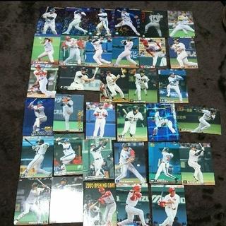 カルビー(カルビー)のプロ野球チップス カード 34枚(スポーツ選手)