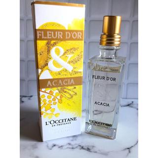 ロクシタン(L'OCCITANE)のロクシタン ACACIA フルールドール 75ml 香水(香水(女性用))