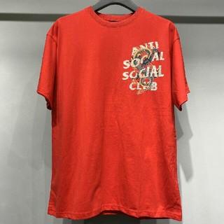 ANTI - Anti socia socia clud ASSC アジア限定 Tシャツ