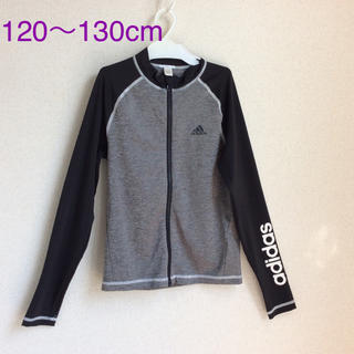 アディダス(adidas)のアディダス 120〜130cm ラッシュガード (b120-8)(水着)