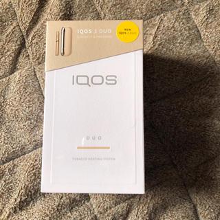 最終値下げiQOS3 DUO アイコス3  デュオ ゴールド 新品 製品未登録