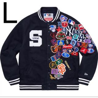 Supreme - Supreme  MLB  Jacket Navy L